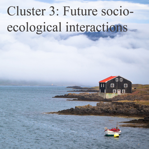 Cluster 3: Future socioecological interactions